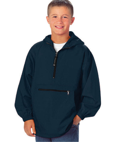 Charles River Waterproof Pullover (Youth)