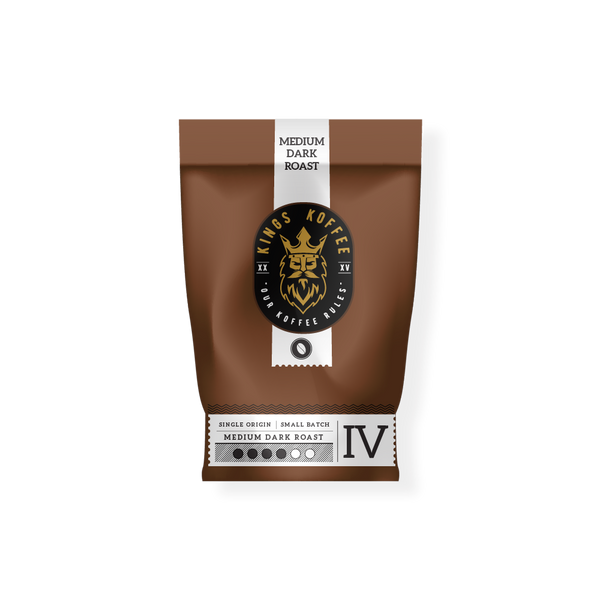 Kings Kahawa- Kenyan Coffee