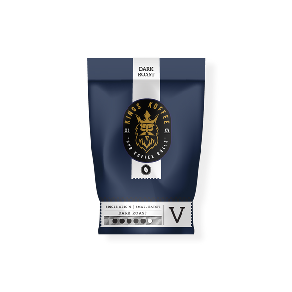The Sultan- Organic Fair Trade Sumatra Coffee