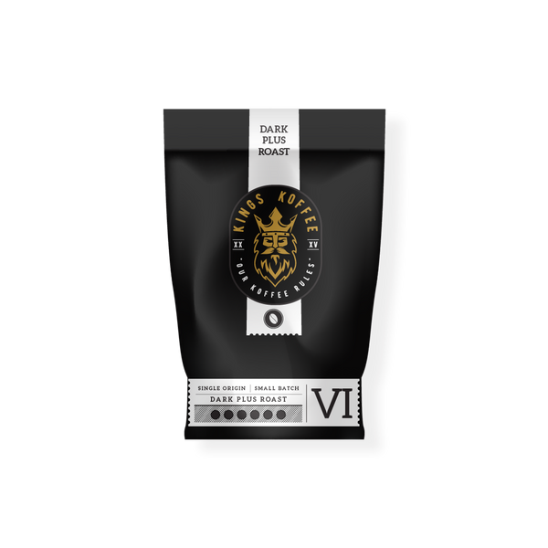 Black Dragon - Organic, Fair Trade, Ethiopian Sudamo, French Roast
