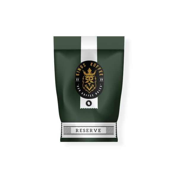 Henrys Reserve-Organic, Fair Trade, Tennessee Whiskey Smoked Coffee