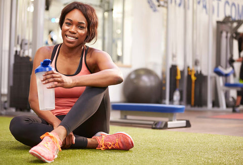 Hydrate while exercising on keto