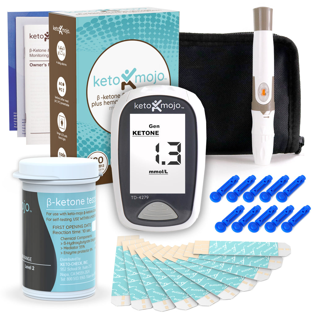 ketonian blood ketone meter
