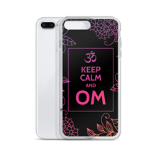 Keep Calm & OM iPhone Case