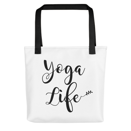 Yoga Life Tote bag w/ Black
