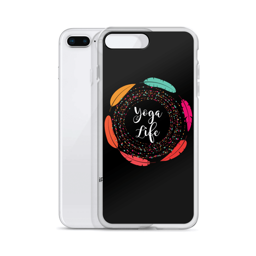 Yoga Life iPhone Case