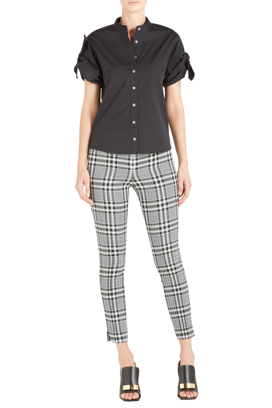SANAA COTTON POPLIN SHIRT
