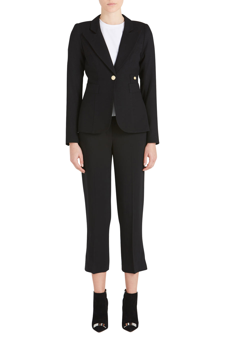 Smythe Classic Duchess Blazer from The New Trend