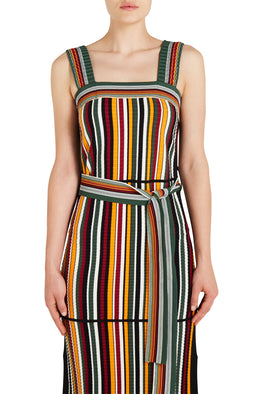 3.1 Phillip Lim Multi Striped Maxi Women's Dress from The New Trend Detail