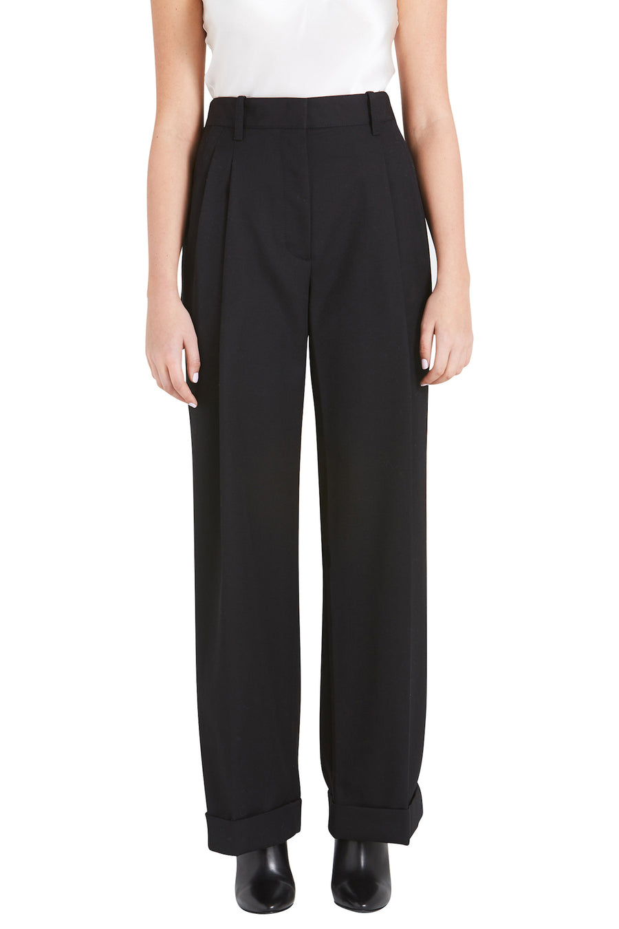 BAGGY TAILORED PANT