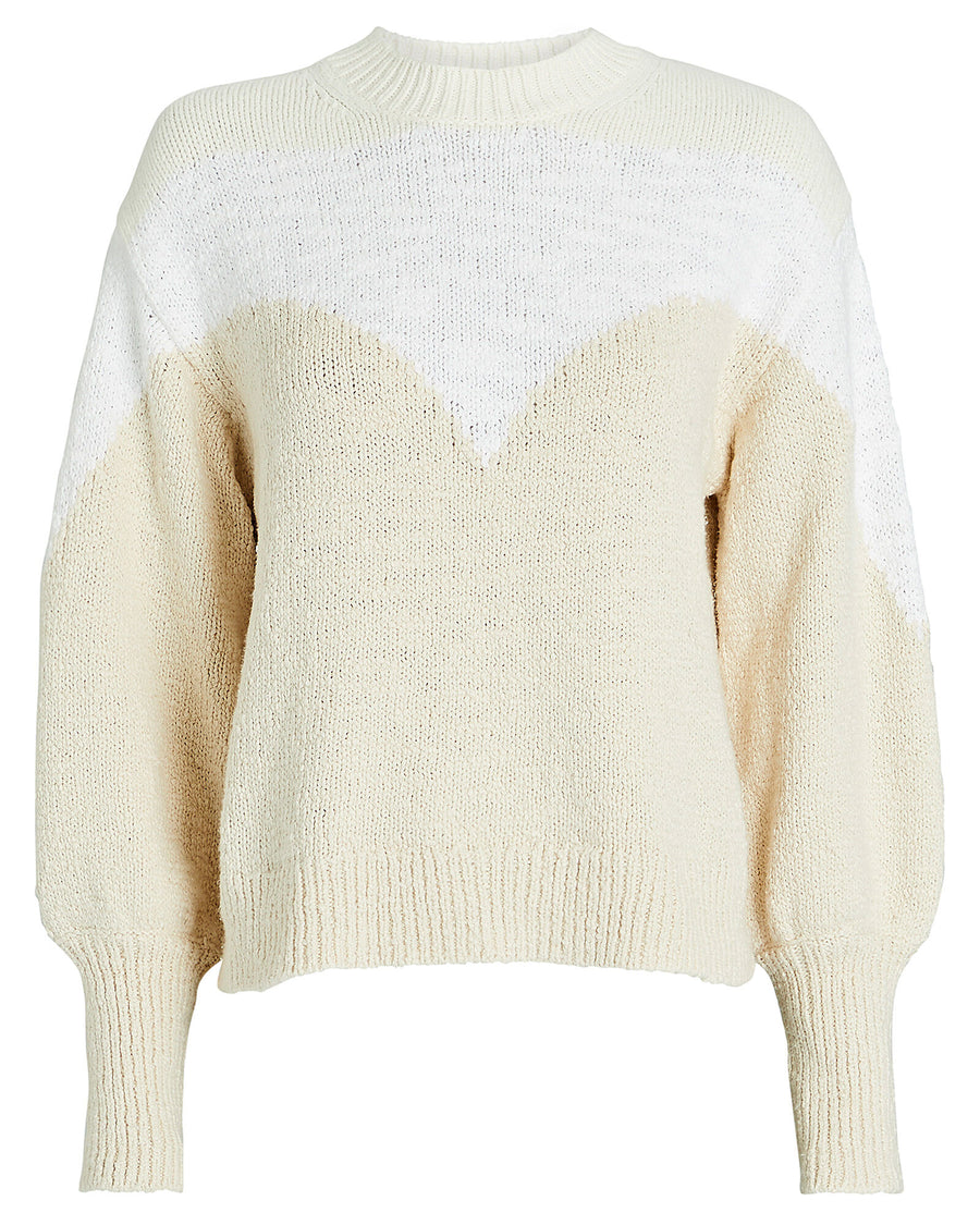 AVIE MIXED SWEATER