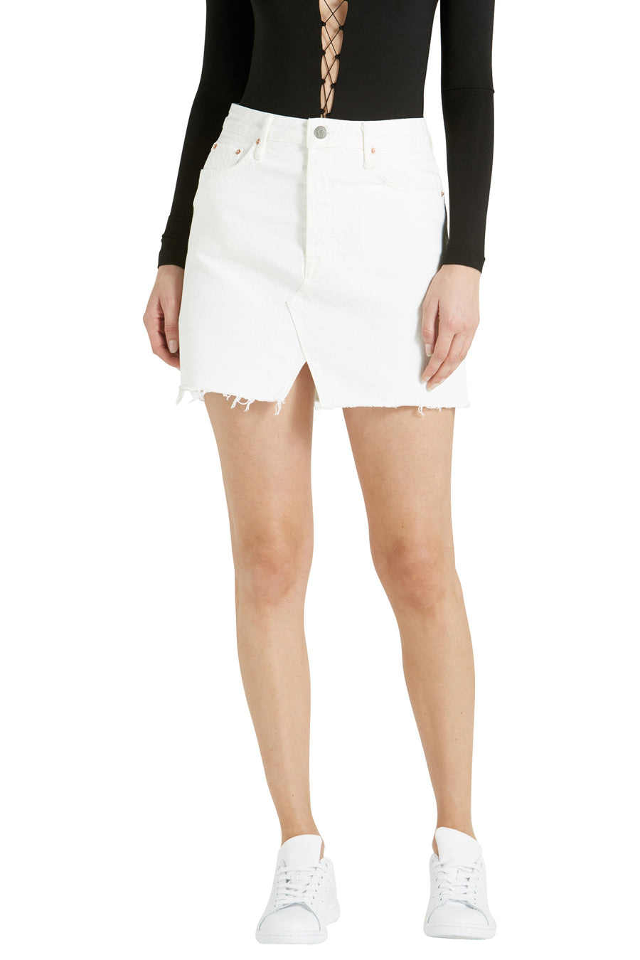 MILLA HIGH RISE A-FRAME SKIRT