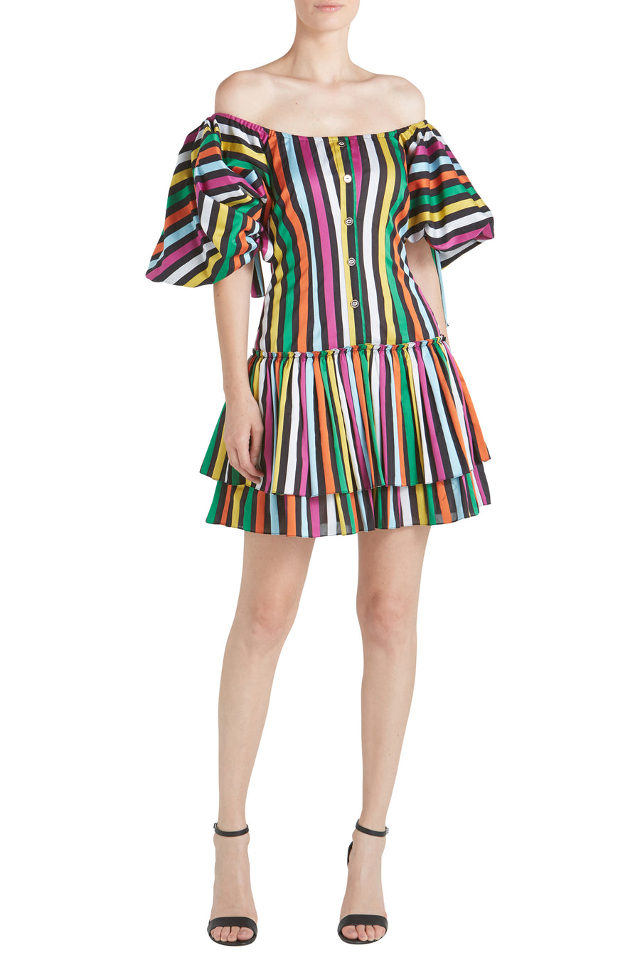 NELLA STRIPE DRESS