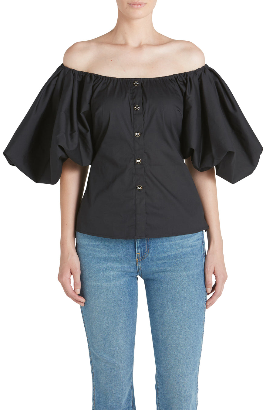 JOLIE PUFF SLEEVE TOP
