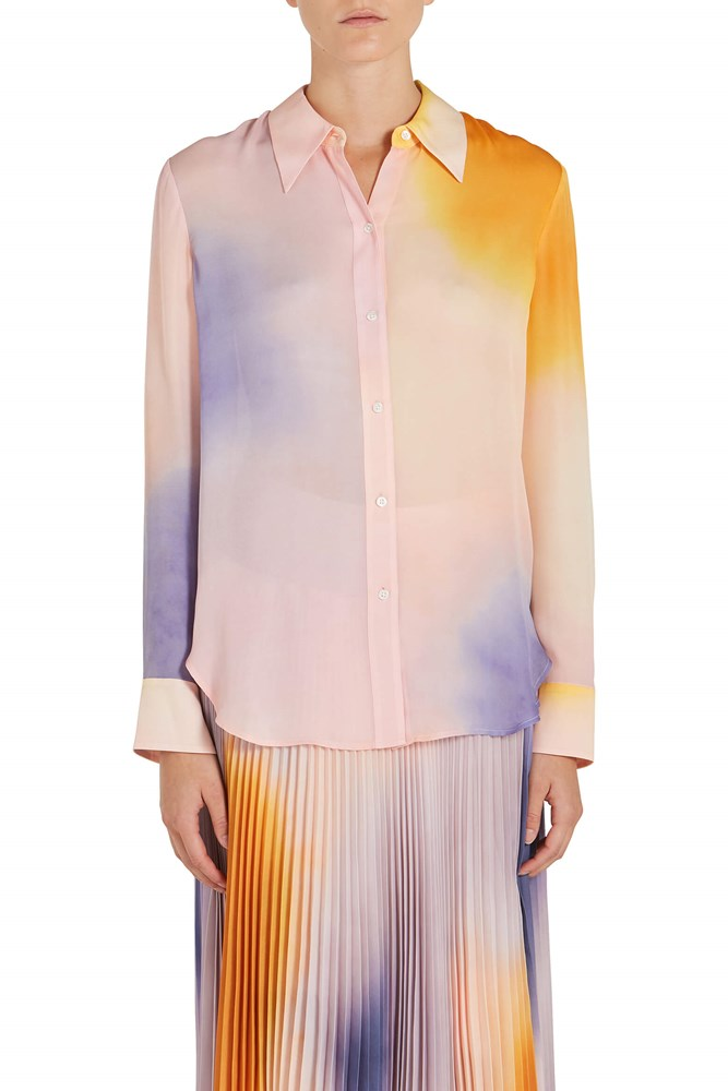 A.L.C Jayne Long Sleeve Shirt from The New Trend