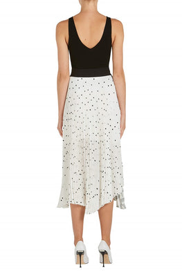 A.L.C. Grainger Pleated Skirt from The New Trend