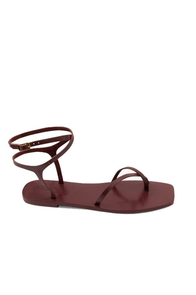 A.Emery Thia Sandal in Sangria from The New Trend