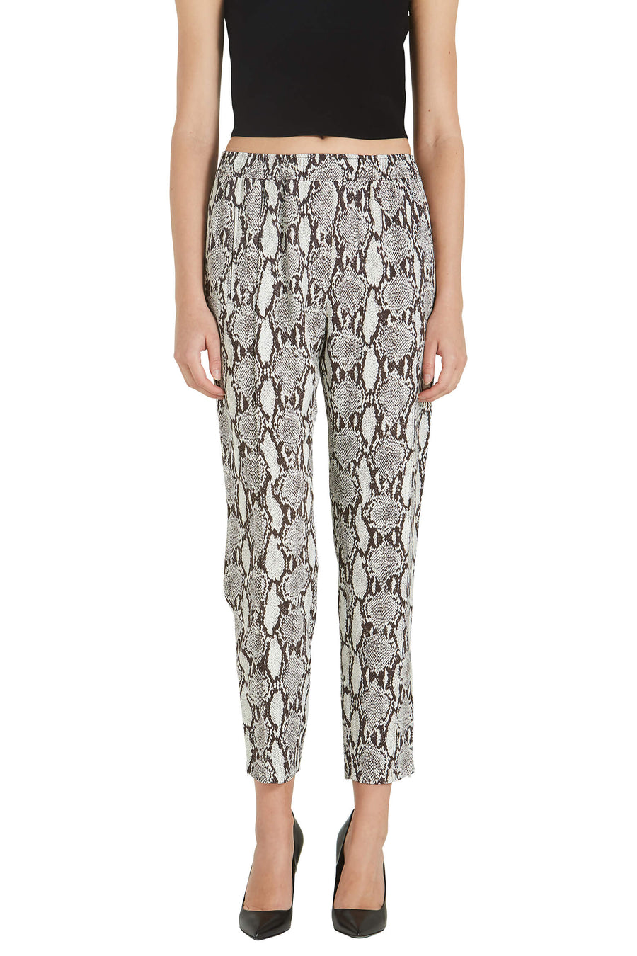 A.L.C. Elijah Snake Print Pant from The New Trend