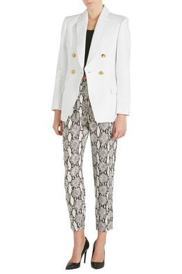 A.L.C. Elijah Snake Print Pant from The New Trend Styled
