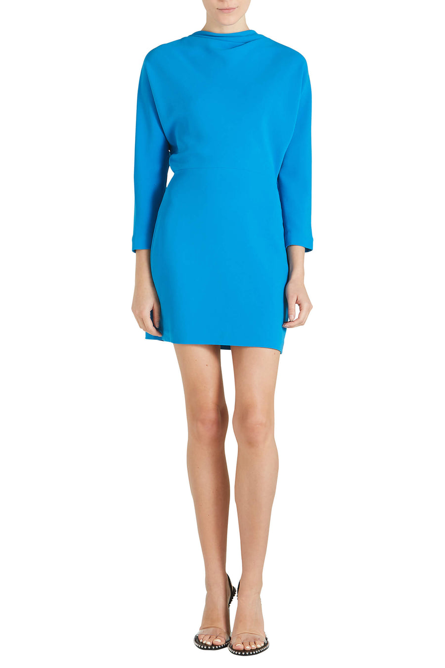 A.L.C. Marin Dress in Ocean from The New Trend