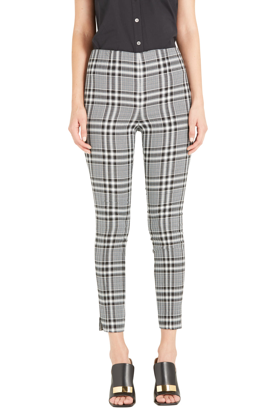 HONOLULU PLAID PANT