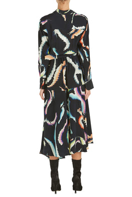 A.L.C Amaya Printed Dress from The New Trend