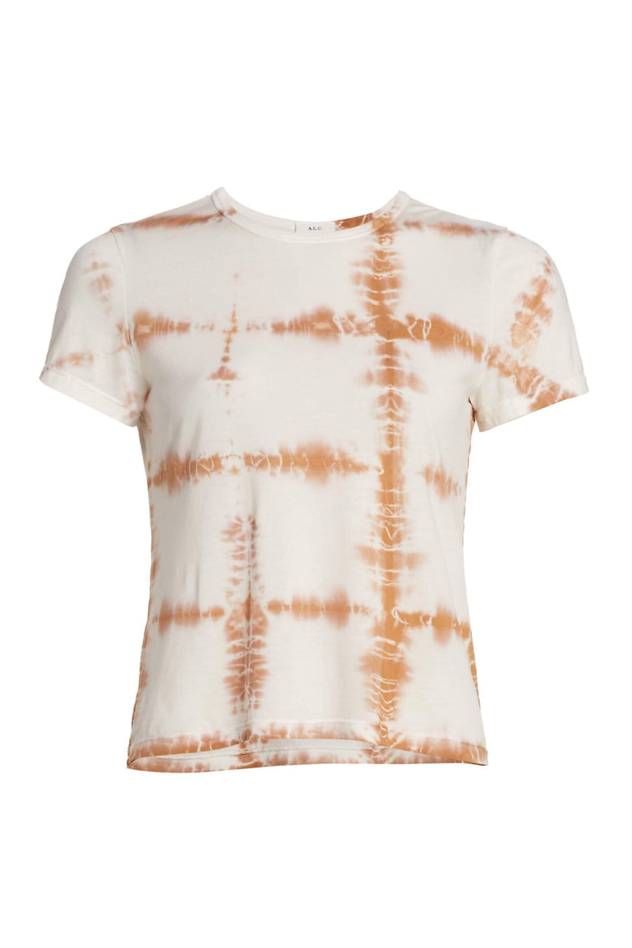 ALC Bambina Tee in Desert Beige Tie Dye from The New Trend