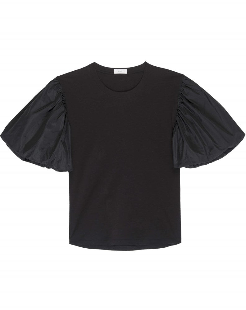 ALC Cassandra Tee in Black from The New Trend