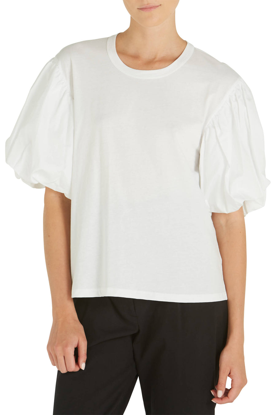 A.L.C Cassandra Tee in White from The New Trend