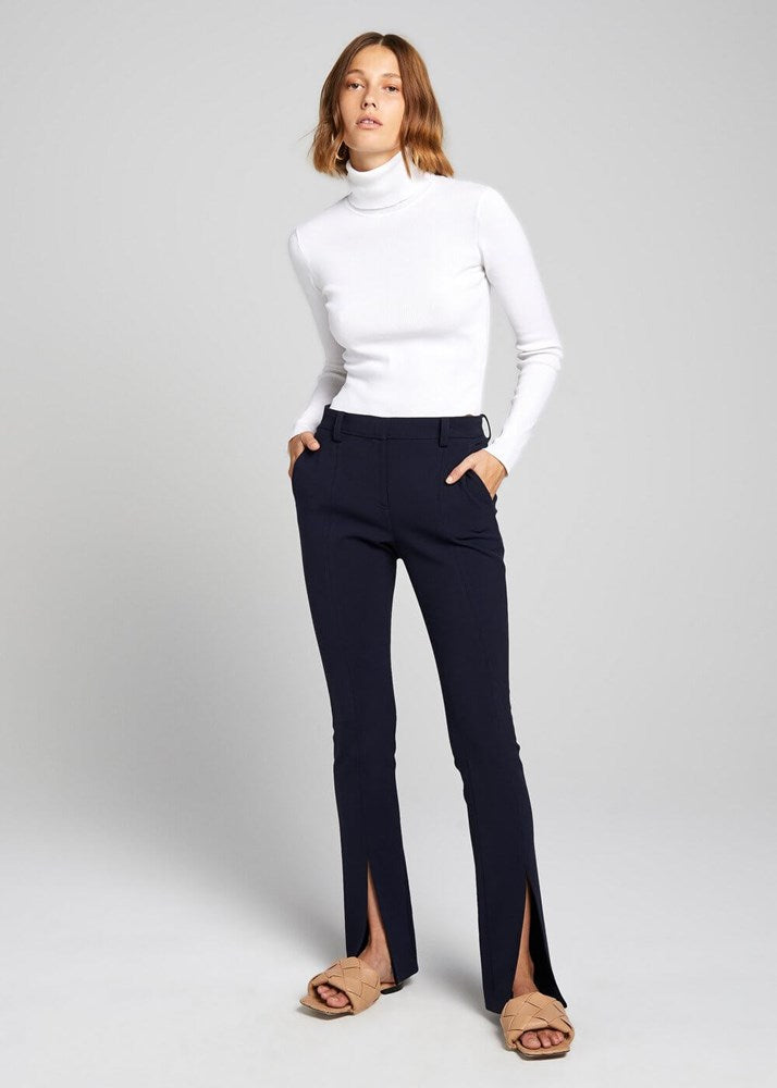 A.L.C Conway Pant in Navy from The New Trend