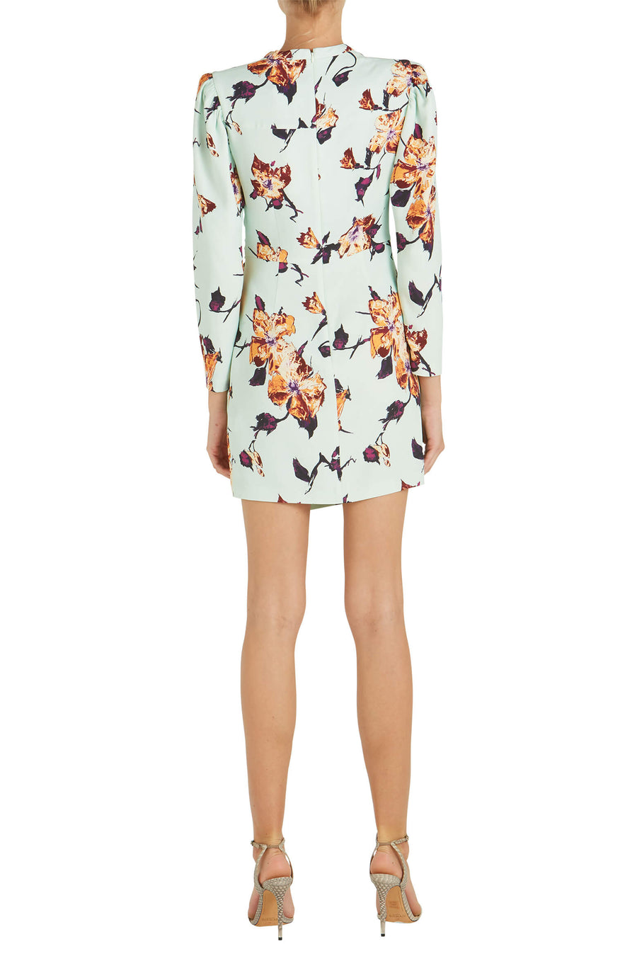 A.L.C Jane Printed Dress from The New Trend