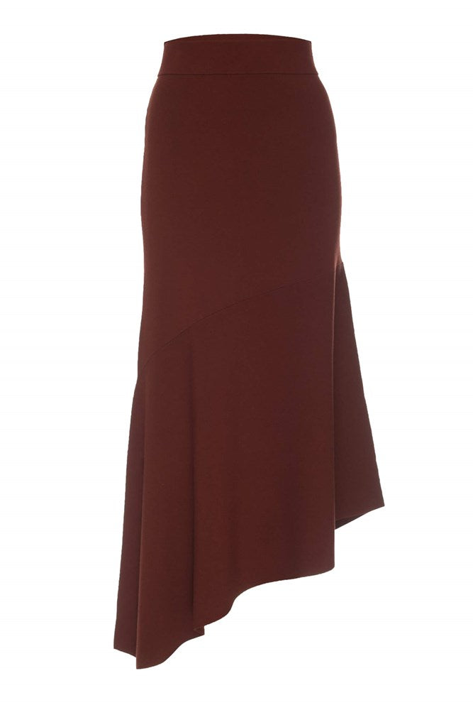 A.L.C Jasper Skirt in Sumac from The New Trend