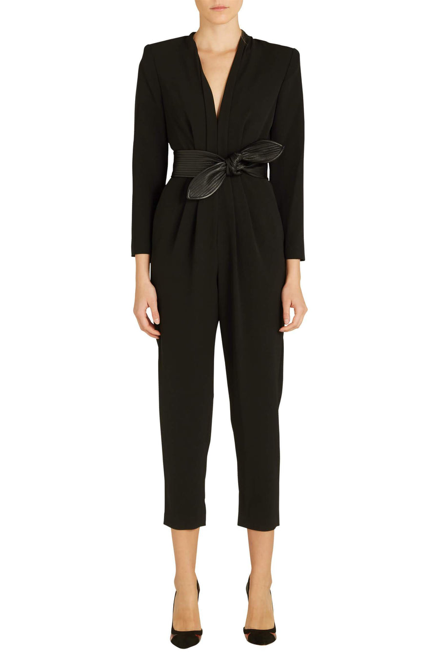 A.L.C. Kieran Jumpsuit in black from The New Trend