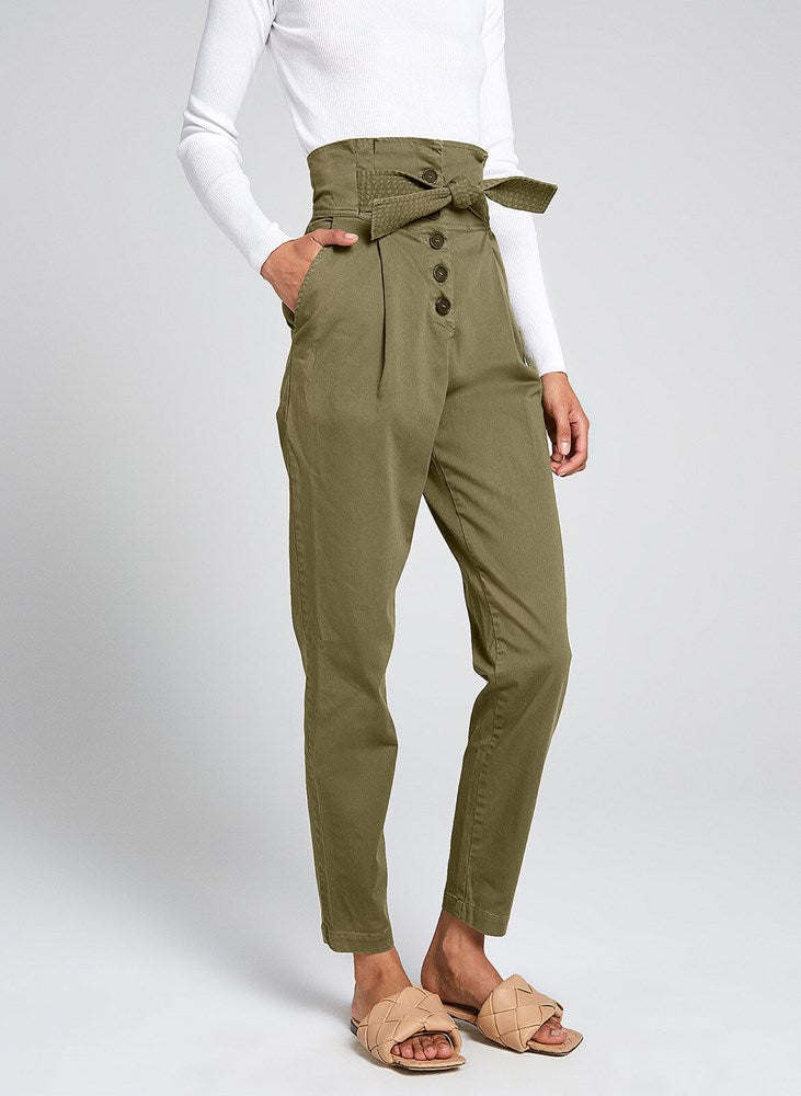 A.L.C Krew Pant in Oregano from The New Trend