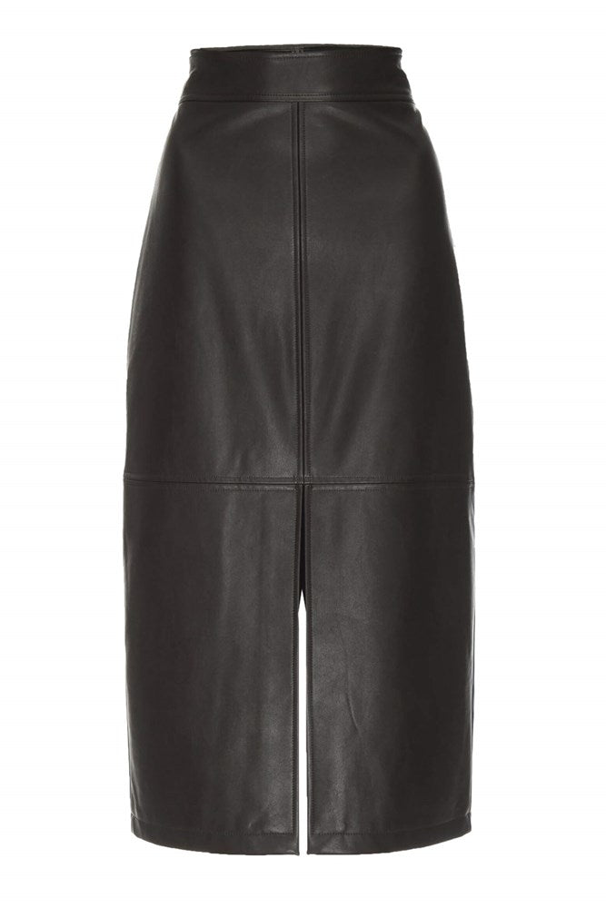 A.L.C Moss Skirt in Carob from The New Trend