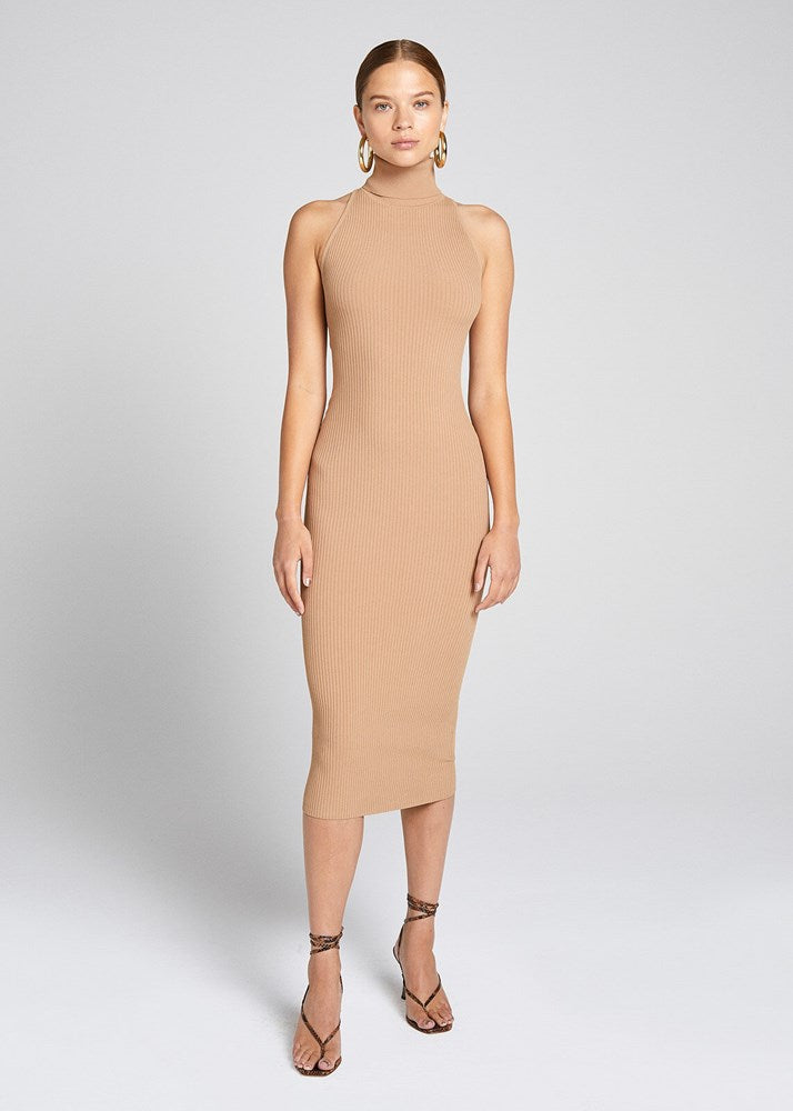 A.L.C Sarah Dress in Maple from The New Trend
