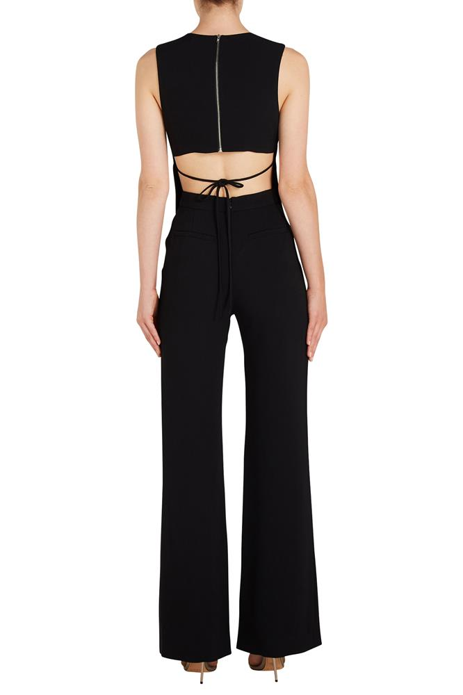 FRIEDAN OPEN BACK JUMPSUIT
