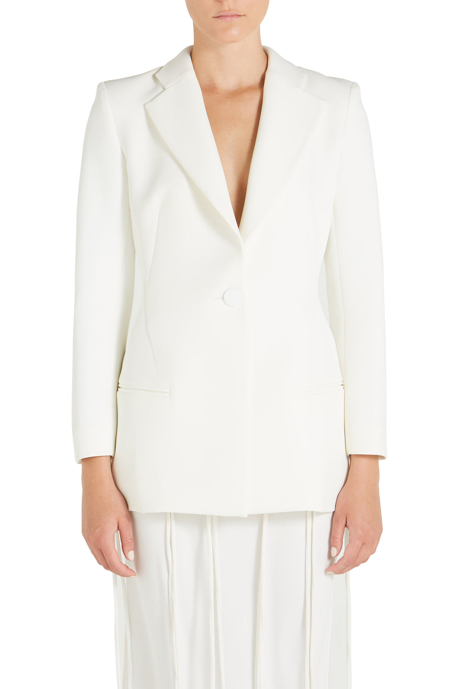 INTERSECT DARTED BLAZER