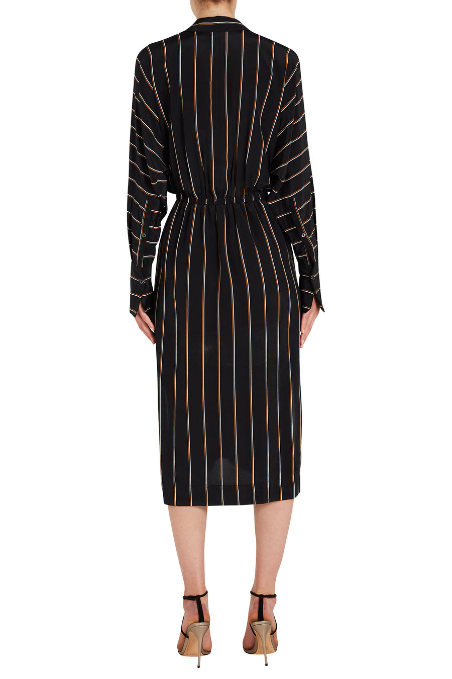 NICO STRIPE DRESS