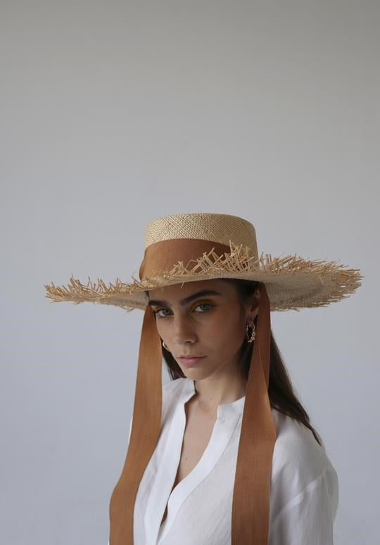 Avenue Alessia Sunhat from The New Trend