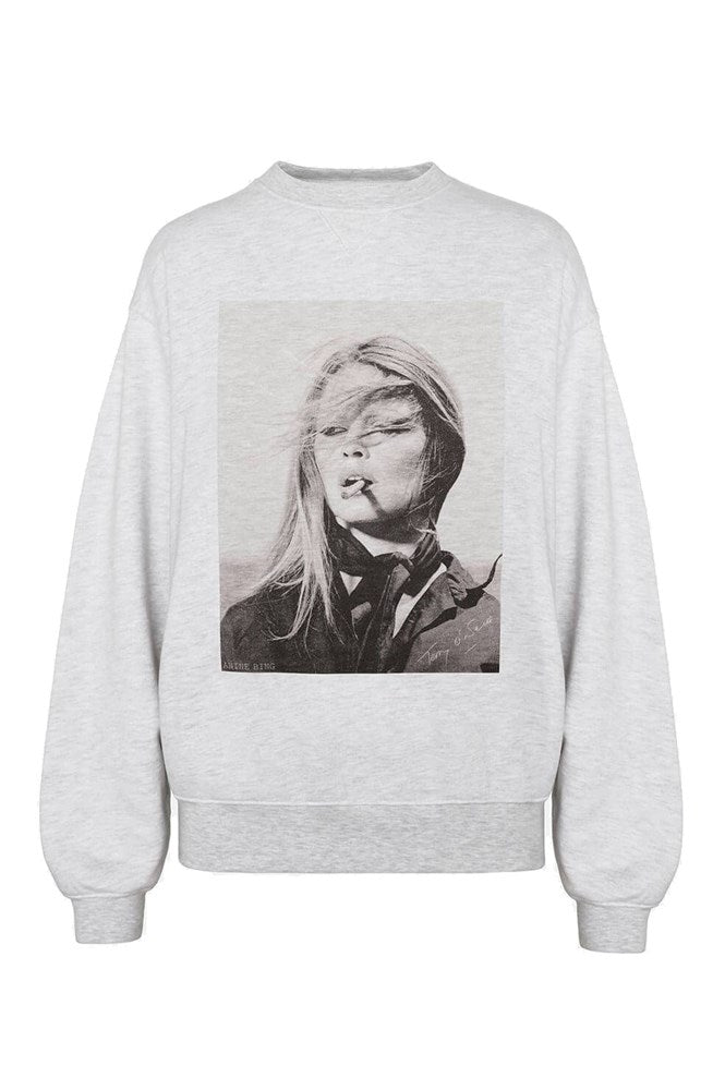 Anine Bing Ramona Sweatshirt Anine Bing x Terry Oneill from The New Trend