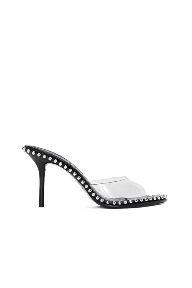 Alexander Wang Nova 95 Mule in Black from The New Trend