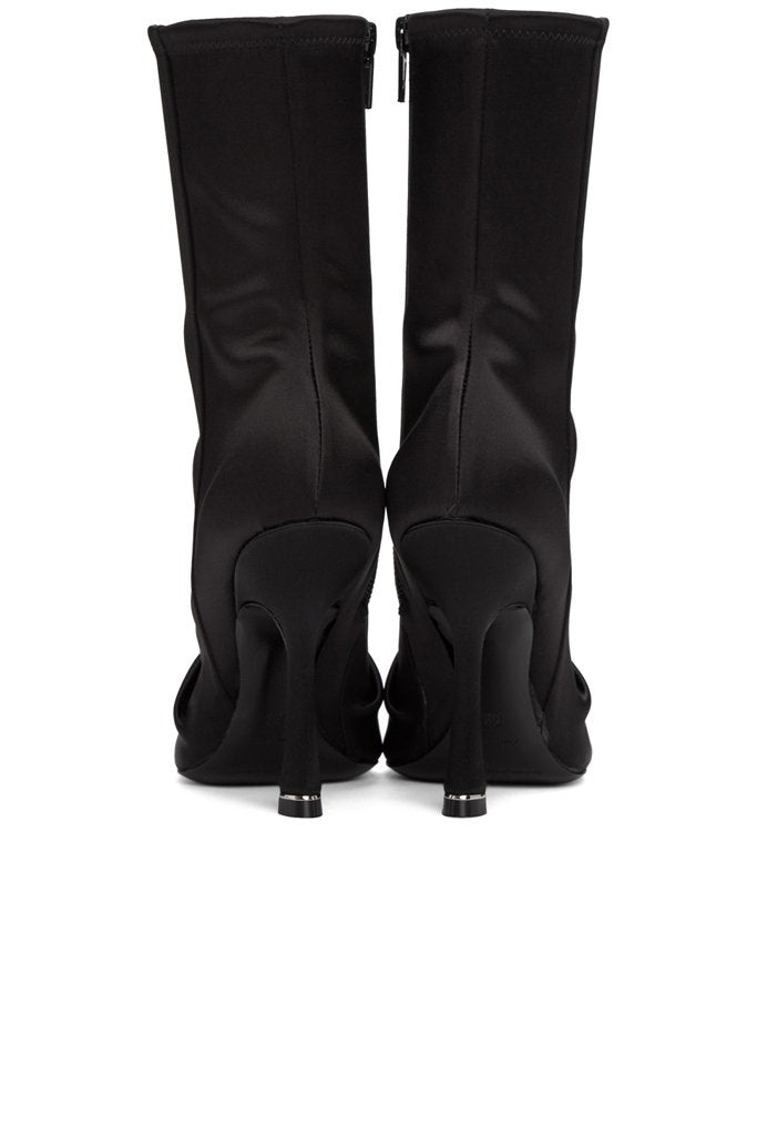 Alexander Wang Vanna Ankle Boot in Black from The New Trend