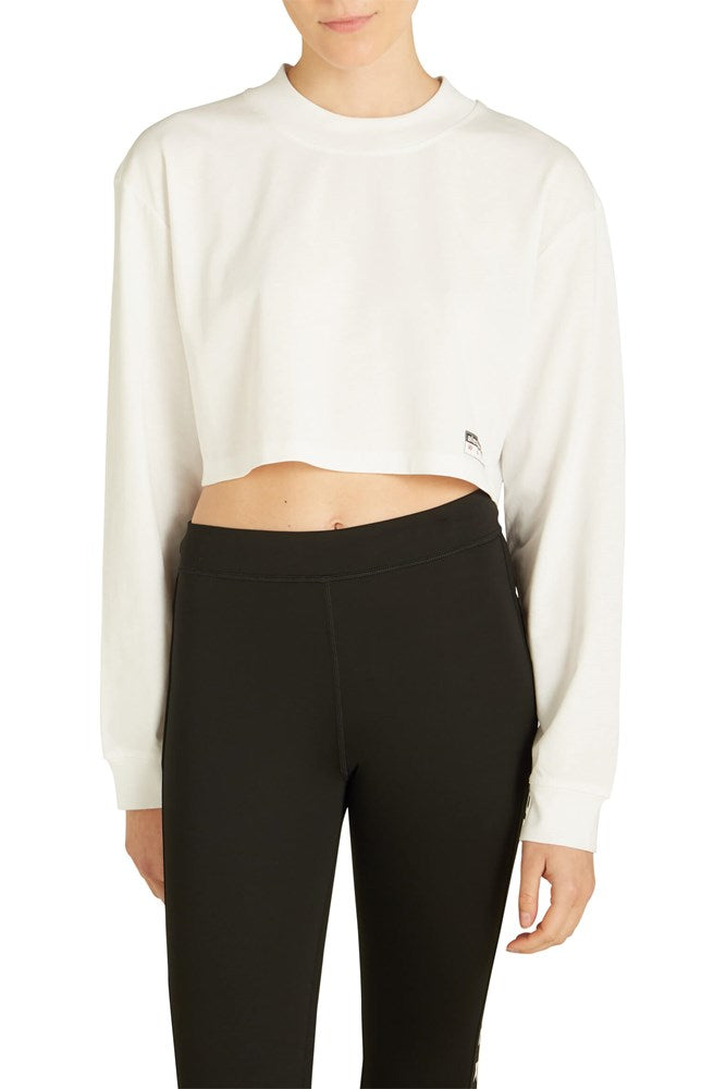 Alexander Wang Wash & Go Jersey Long Sleeve top from The New Trend