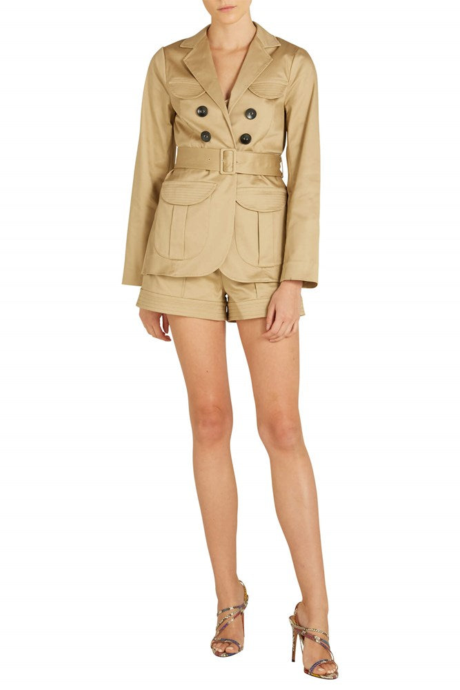 Alexis Elka Jacket in Tan from The New Trend