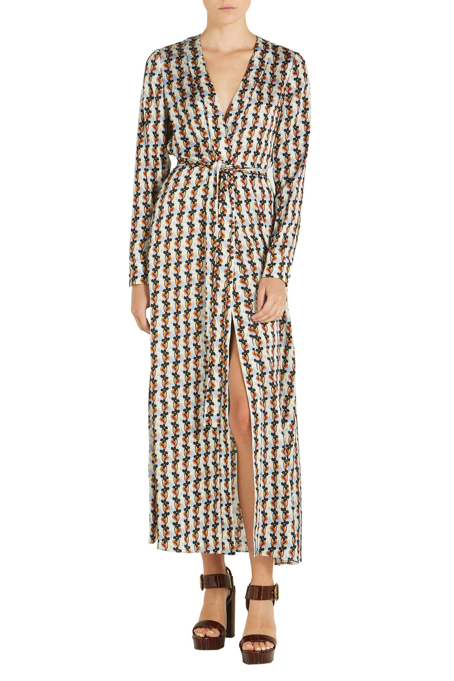 Alexis Cosgrove Robe Dress from The New Trend