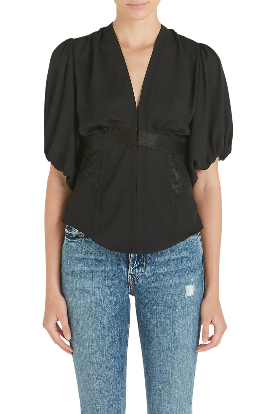 Alexis Lexia Top in black from The New Trend