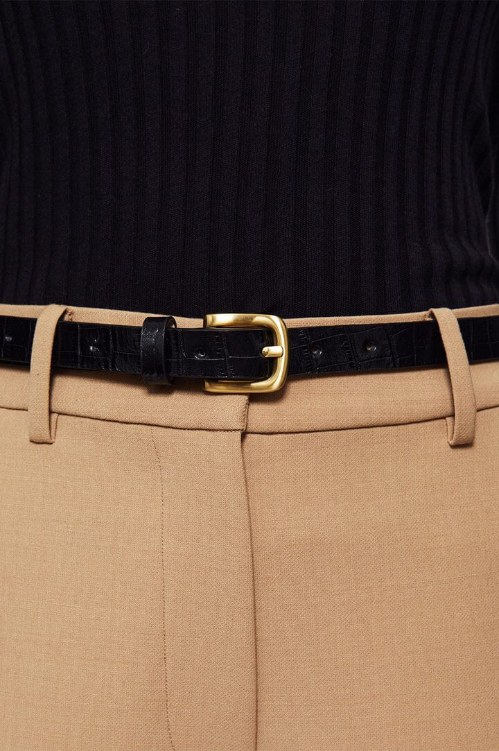 Anine Bing Jane Belt from The New Trend