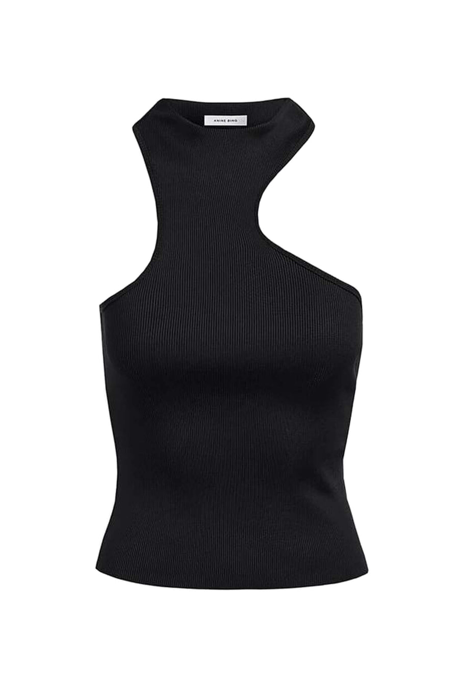 Anine Bing Lesley Tank in Black from The New Trend