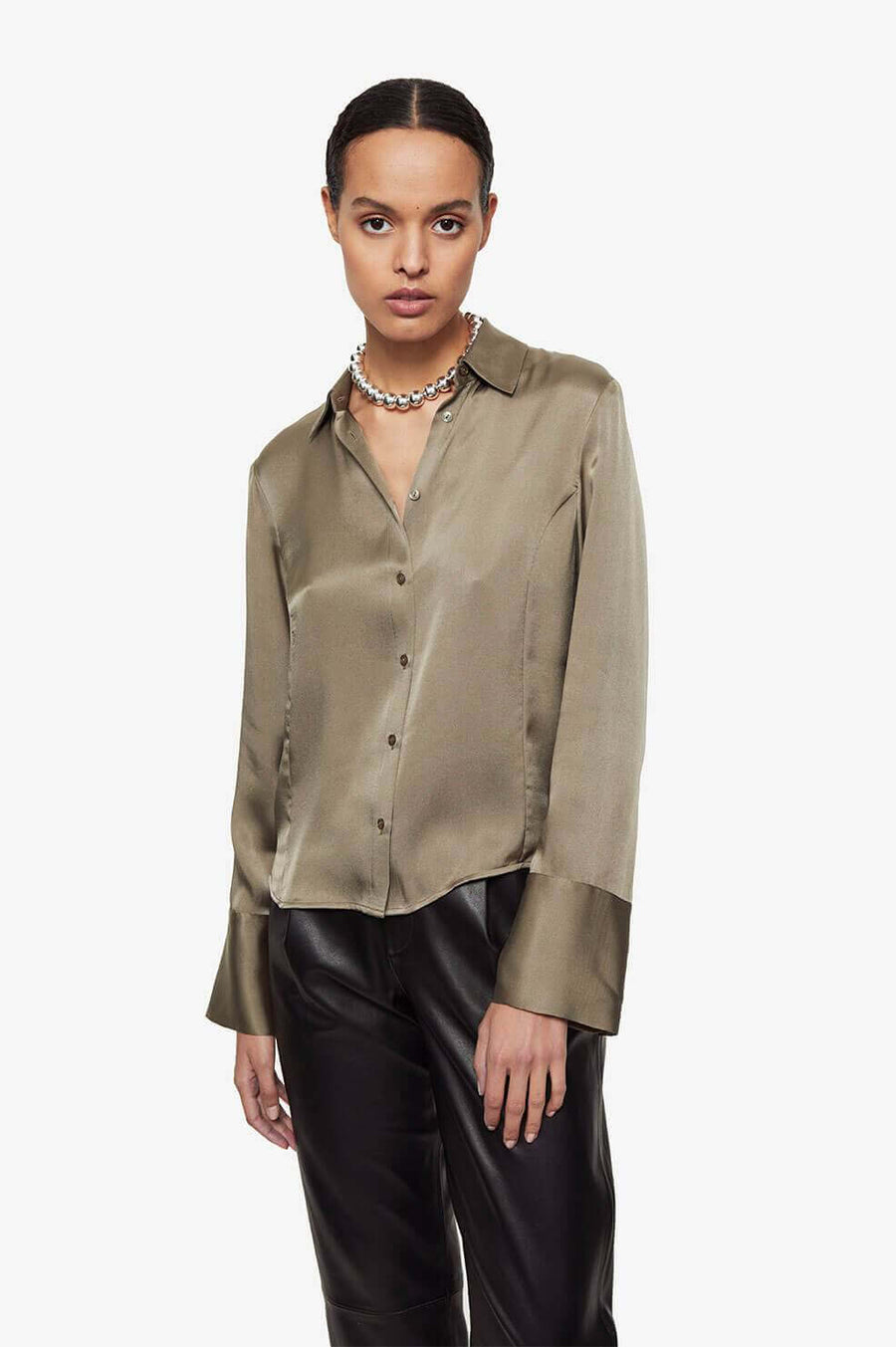 Anine Bing Mackenzie Top available at The New Trend